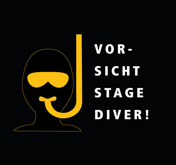 stage-diver