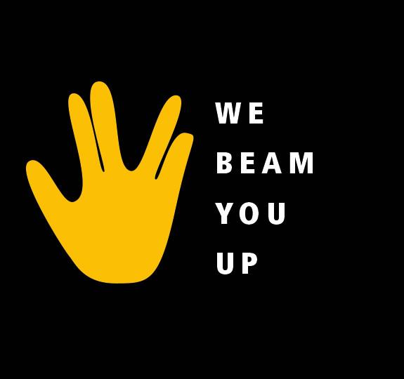 we-beam-you